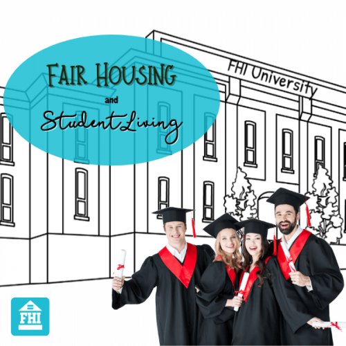 Fair Housing and Student Living